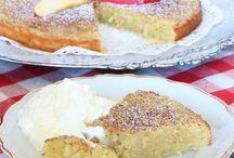 Pies dessert