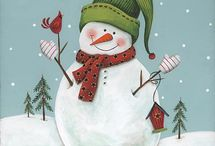 All about Snowman / by Deborah  (loves John )