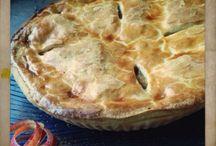 Tarts and pies / Tarts and pies, tartes en tout genre