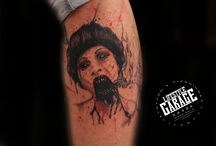 Tattoos by Malik / my work