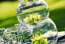 Oak Tree Country Club- Centerpieces / by Oak Tree Country Club