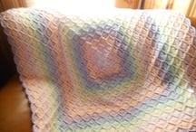 crocheting / by Nancy Tourville