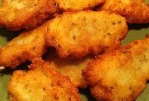 Deep fried yum