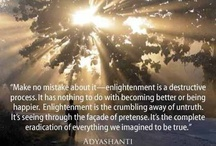 Enlightenment comes in small doses, often overlooked - 55