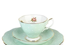 tea cup madness / by Jane