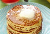 Pancake Recipes / All types of Pancakes - both sweet and savory