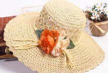 Chapeau de Soleil / Chapeau