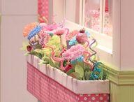 Girls playroom idea