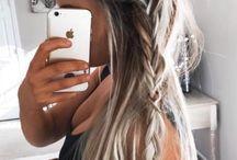 melir vlasy Tina
