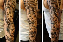 Awesome Sleeve Tattoos / Inspiring sleeve tattoos made by great artist