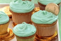 St. Patrick's Day Recipes / All the green recipes you need for a sweet, shamrockin' St. Patrick's Day.