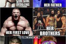 Memes WWE
