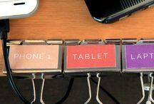 Organizacja biurka