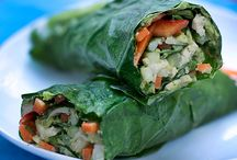 plant strong recipes to try! / by Katie Mcguire