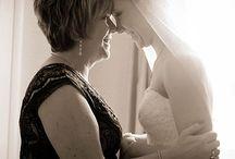 Wedding photos vision board