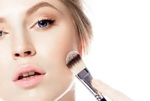 Make-up, cosmetics, natural tips for everyday care