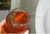 Recepty - džemy, medy, sladké nátierky a pod.