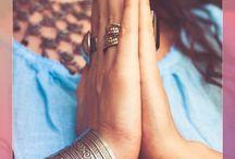 postura de manos