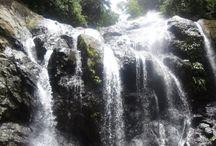 Water Falls of Trinidad & Tobago