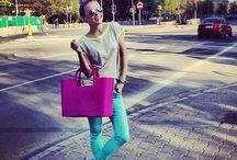 Fashion Bloggers & POLKA
