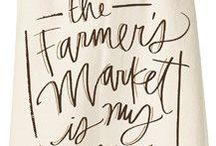 Farmers' Market Recipes