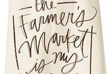 Farmers' Market Recipes