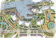 Arch•Site Plan•Urban Desıgn