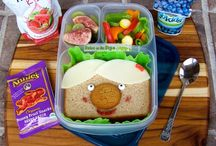 Healthy School Lunch Ideas / I challenge you to create healthy school lunches all year! Join me on this journey. Thank you to Organic Valley for supporting this project. Learn more at http://rootstock.coop/author/emily-zweber/