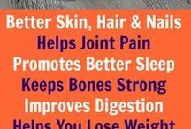 Collagen for joints and skin