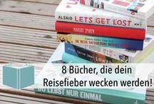 Reiseliteratur / Auf dieser Pinnwand pinne ich Pins mit Tipps und Empfehlungen für tolle Reiseliteratur.