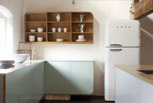 Idées cuisine / Des idées d'agencement de cuisine et de décoration !  #Cuisine #kitchen #decoration #home #maison #diogo