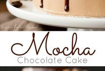 Mocha Cake Recipes