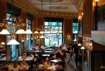 classic cafes& coffee / by Mona Sinha