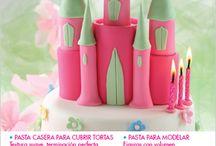 Cumpleaños de princesas #EVIADIGITAL / by Evia Ediciones