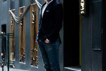 Mens Fashion / by Derrick L Davis