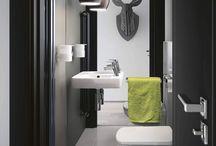 Wystrój łazienki (Bathroom Design) / Inspirujące aranżacje wystroju łazienek