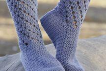 ponožky papuče