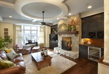 Fireplace Design / by Wendy Finch