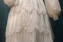1826 - 1839 fashion