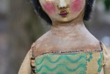 Art Dolls and Other Whimsy