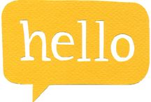 Hello Yellow! / by Katy from Modern Mummy