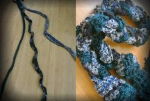Crochet Scarves / I can't believe I hadn't made a board specifically for crochet scarves before now. Belatedly, here one is! / by Crochet Concupiscence