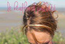 04 - Headbands / by Chocolate & Wedding