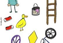 Libros y actividades / Actividades para trabajar los cuentos