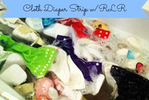 Cloth diapers  / by Crystal Harting