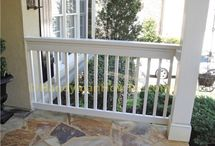Porch Rail / For the house