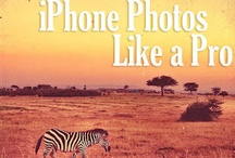 iPhoneography / Pins to do with shooting photos or video on your iPhone