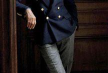 Autumn men fashion inspiration: preppy style