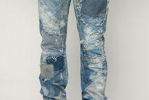джинсы деним