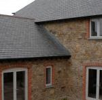 Traditional Slate Roof Tiles / A range of slate roof tiles that are handmade in devon to suit traditional country houses with bespoke and hand made slate vents.